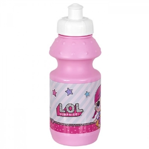 ΠΑΓΟΥΡΙ ΠΛΑΣΤΙΚΟ LOL SURPRISE 350ml CREATIVE CONCEPTS 4160-82796