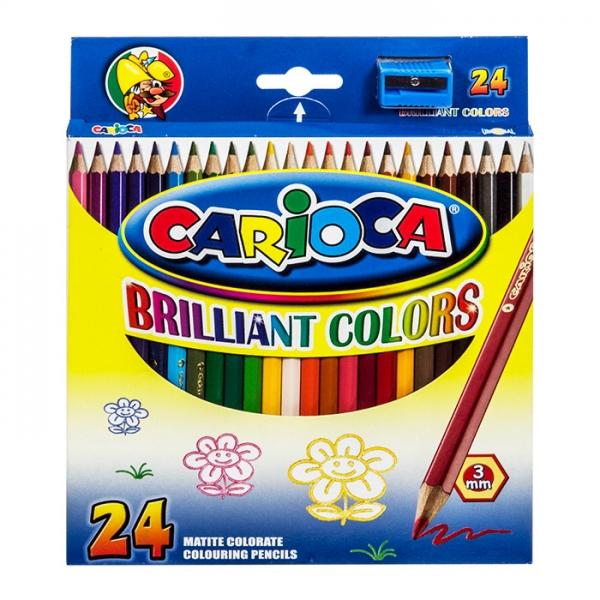 8a463673aa2 ΞΥΛΟΜΠΟΓΙΑ CARIOCA ΣΕΤ=24ΧΡΩΜ. Carioca 60-345 :: doop.gr